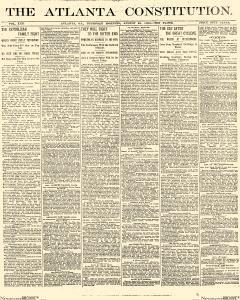 Atlanta Constitution, August 21, 1890, Page 1