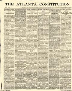 Atlanta Constitution, August 29, 1890, Page 1