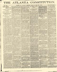 Atlanta Constitution, August 30, 1890, Page 1