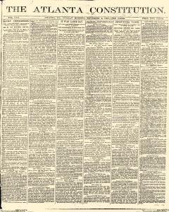Atlanta Constitution, September 02, 1890, Page 1