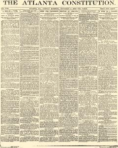 Atlanta Constitution, September 09, 1890, Page 1