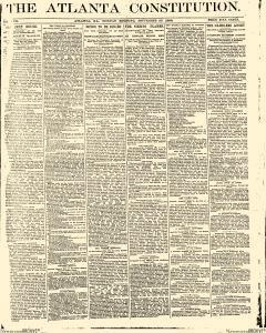 Atlanta Constitution, September 29, 1890, Page 1