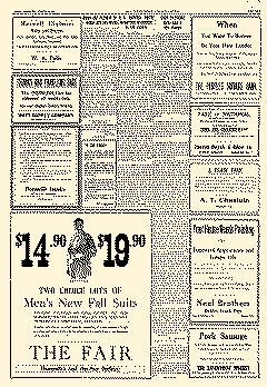 Thomasville Daily Times Enterprise, October 27, 1922, Page 3