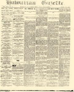 Hawaiian Gazette, March 08, 1895, Page 1