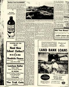 Caribou County Sun, August 19, 1965, Page 6