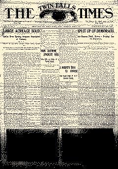 Twin Falls Times, June 04, 1908, Page 1