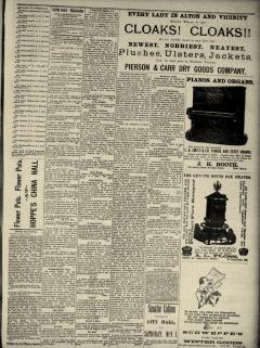 Alton Daily Telegraph, October 23, 1890, Page 3