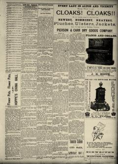 Alton Daily Telegraph, October 24, 1890, Page 3