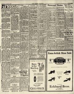 Alton Evening Telegraph, August 06, 1929, Page 3