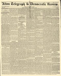 Alton Telegraph, March 02, 1849, Page 1