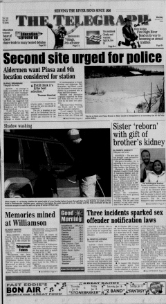 Alton Telegraph, January 11, 1999, Page 1