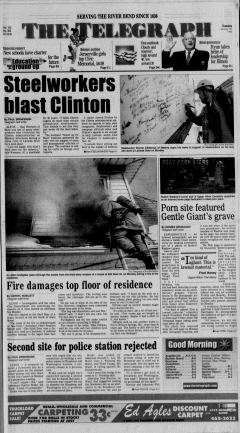 Alton Telegraph, January 12, 1999, Page 1