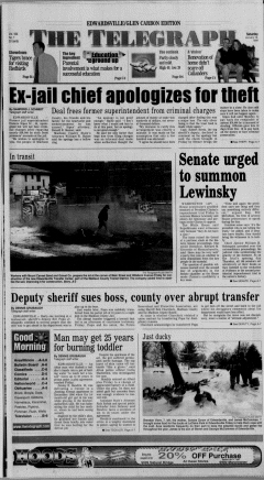 Alton Telegraph, January 16, 1999, Page 9