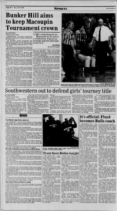 Alton Telegraph, January 16, 1999, Page 16