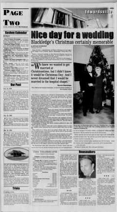 Alton Telegraph, January 24, 1999, Page 14