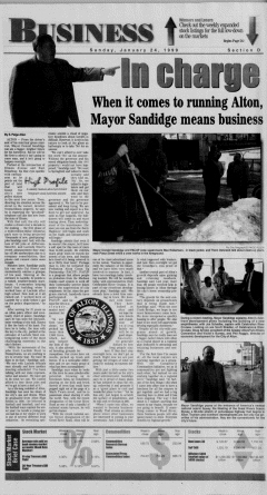Alton Telegraph, January 24, 1999, Page 45