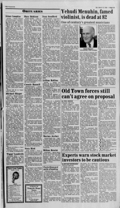 Alton Telegraph, March 13, 1999, Page 5