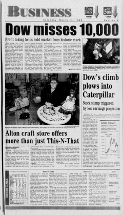 Alton Telegraph, March 13, 1999, Page 15