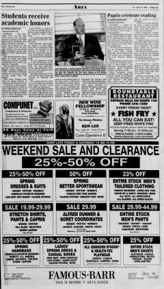 Alton Telegraph, April 16, 1999, Page 3