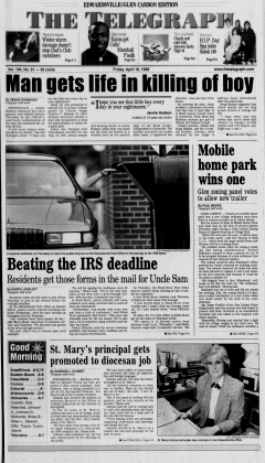 Alton Telegraph, April 16, 1999, Page 10