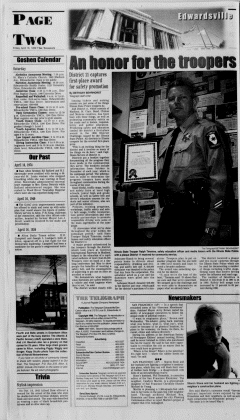 Alton Telegraph, April 16, 1999, Page 11