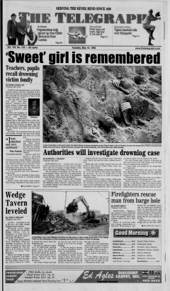 Alton Telegraph, May 18, 1999, Page 1