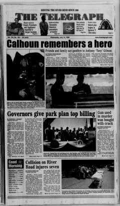 Alton Telegraph, July 14, 1999, Page 1