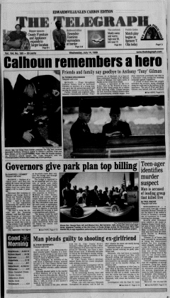 Alton Telegraph, July 14, 1999, Page 17