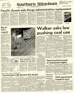 Southern Illinoisan, January 09, 1974, Page 1