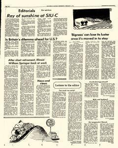 Southern Illinoisan, February 06, 1974, Page 4