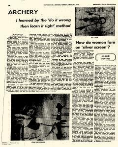 Southern Illinoisan, March 03, 1974, Page 38