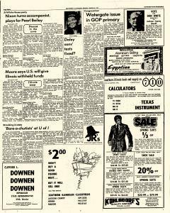 Southern Illinoisan, March 08, 1974, Page 8