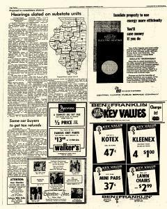 Southern Illinoisan, March 21, 1974, p. 12