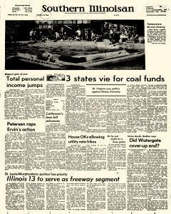 Southern Illinoisan, June 20, 1974, Page 1