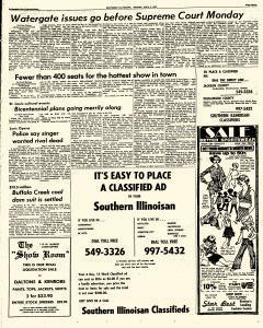 Southern Illinoisan, July 07, 1974, Page 7