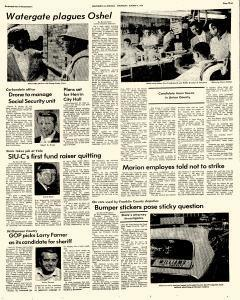 Southern Illinoisan, August 08, 1974, Page 3