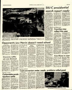 Southern Illinoisan, September 05, 1974, Page 3