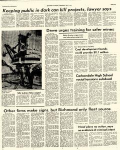Southern Illinoisan, October 02, 1974, Page 3