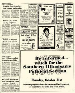 Southern Illinoisan, October 22, 1974, Page 22