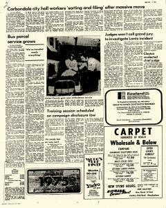 Southern Illinoisan, December 03, 1974, Page 2