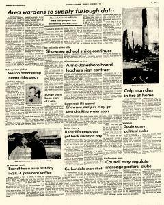 Southern Illinoisan, December 03, 1974, Page 3