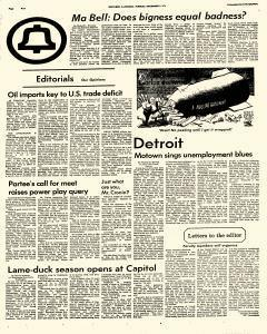 Southern Illinoisan, December 03, 1974, Page 4