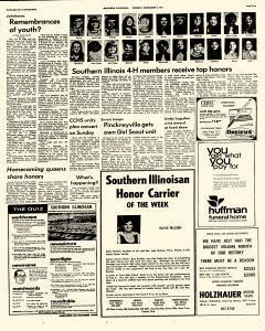 Southern Illinoisan, December 03, 1974, Page 5