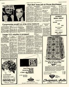 Southern Illinoisan, December 03, 1974, Page 8