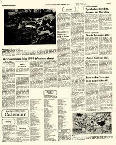 Southern Illinoisan, December 29, 1974, Page 5
