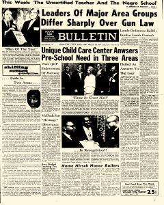 South Side Bulletin, February 07, 1968, Page 1