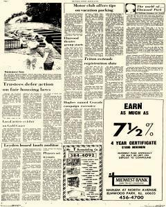 News Journal, August 12, 1973, Page 2