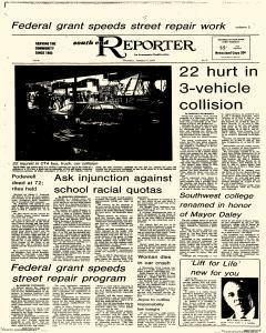 Southend Reporter, January 06, 1977, Page 1