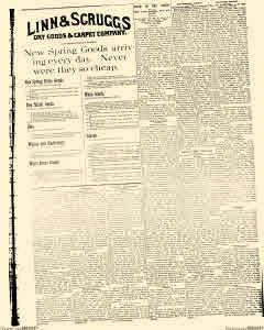 Decatur Bulletin Sentinel, March 16, 1895, Page 7