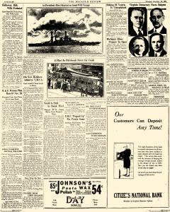 Decatur Review, November 22, 1928, Page 8